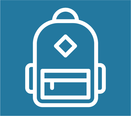 schooling resources icon